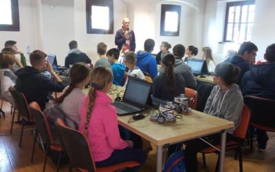 Tehniški dan 7. razreda: Muzej pošte in telekomunikacij