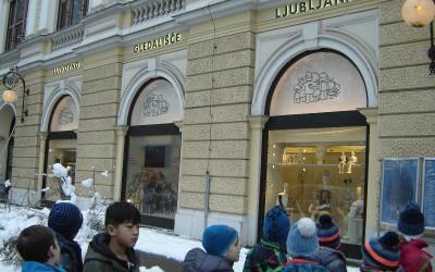 Kulturni dan 2. razreda: Lutkovno gledališče v Ljubljani