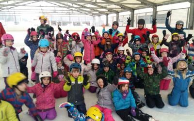 Športni dan 1. razreda: Zimski športni dan