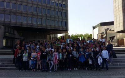 Kulturni dan za tretješolce