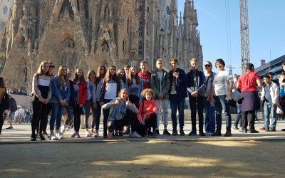 Ekskurzija v Barcelono (29.10. – 2.11.2019)