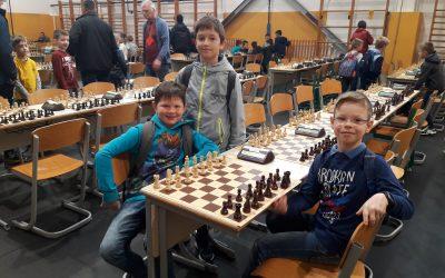 Državno šahovsko tekmovanje za učence do 9 let