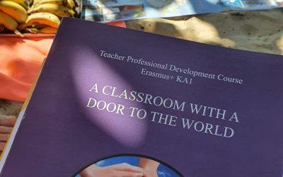Učilnica z vrati v svet