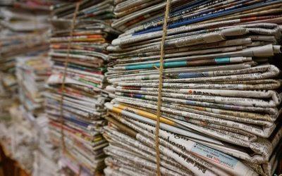 Rezultati zbiralne akcije odpadnega papirja